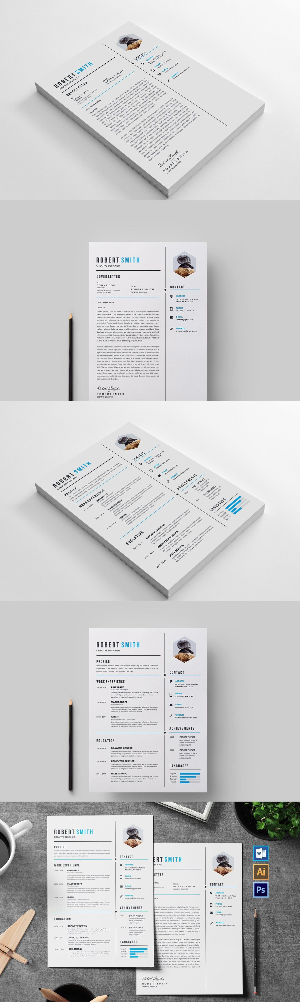 Resume Simple resume template, Resume, Resume templates