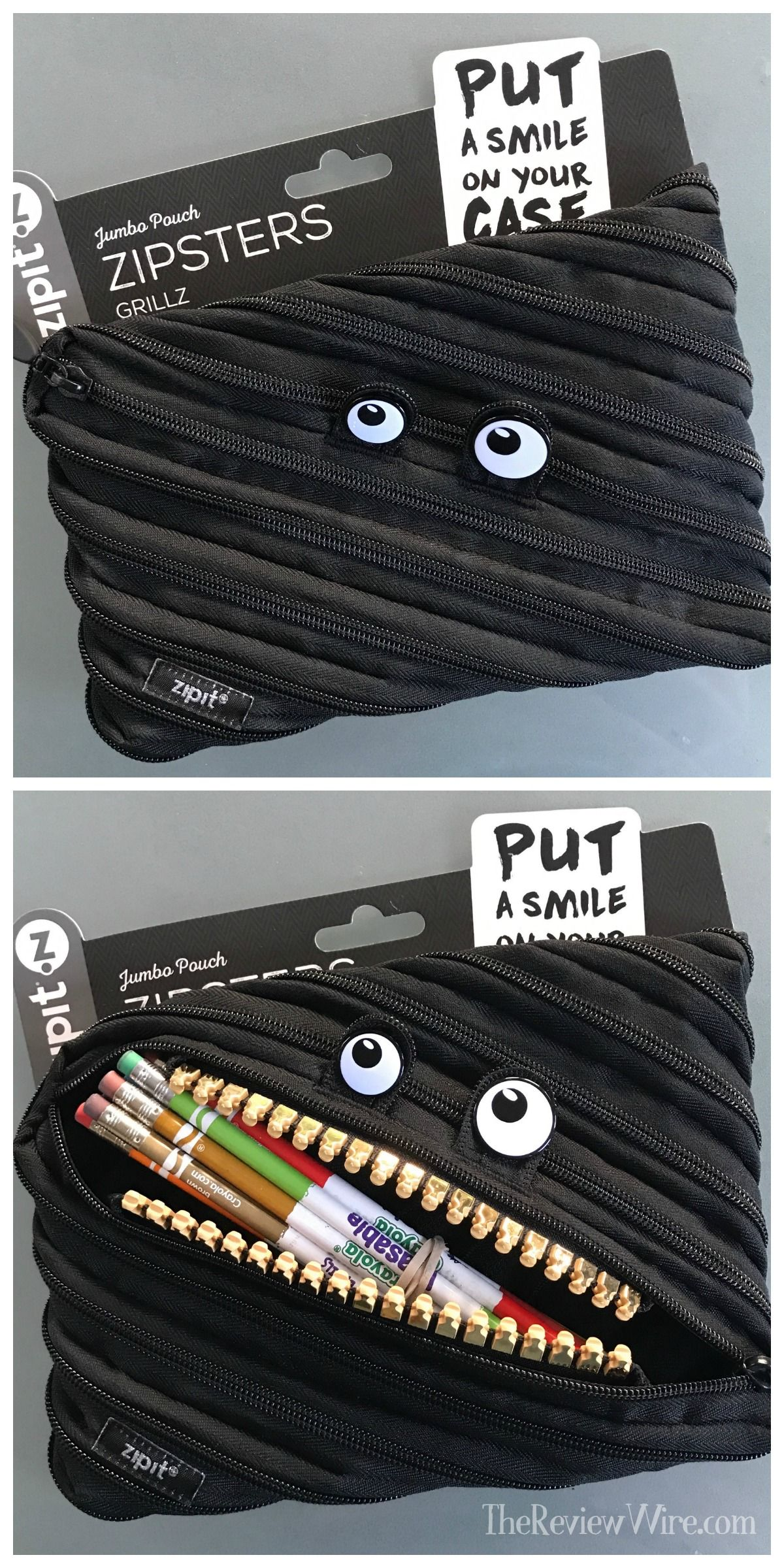 Just ZIPIT: Pencil Cases, Bags, and Pouches | Pinterest | Grillz ...