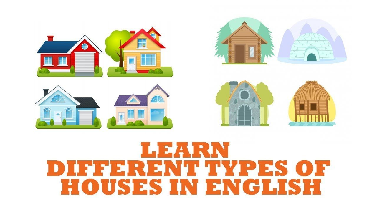 Different Types Of Houses In English List Of House Types Nursery Rh Types Of Houses Different Types Of Houses Model Homes
