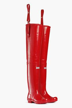 thigh high rain boots - Google zoeken | Pin ups | Pinterest | Thighs