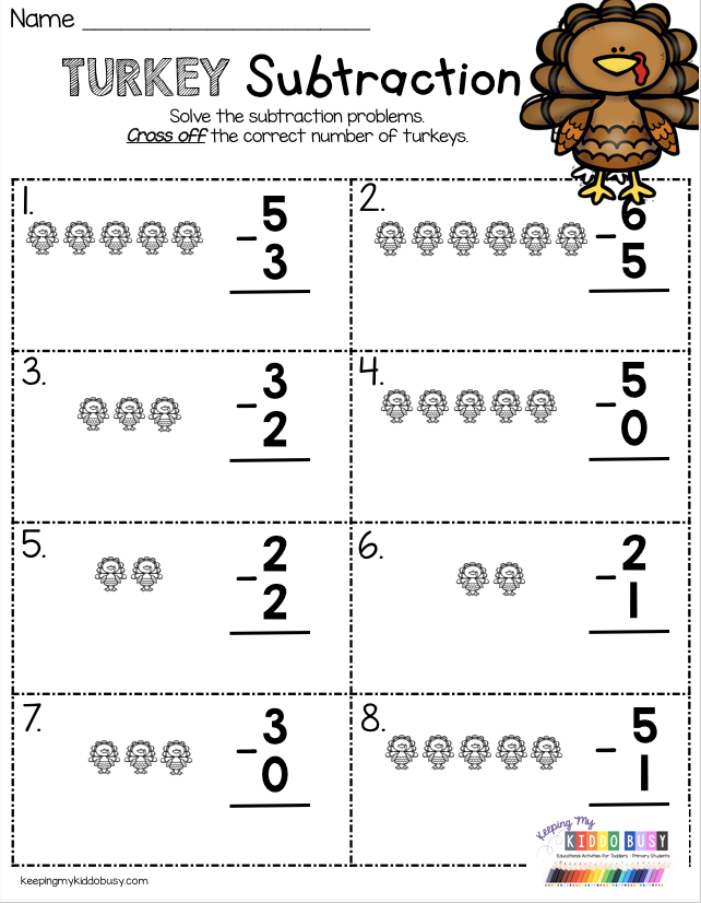 November Math And Literacy Pack Freebies Keeping My Kiddo Busy Thanksgiving Math Worksheets Thanksgiving Worksheets Kindergarten Thanksgiving Math Worksheets Free
