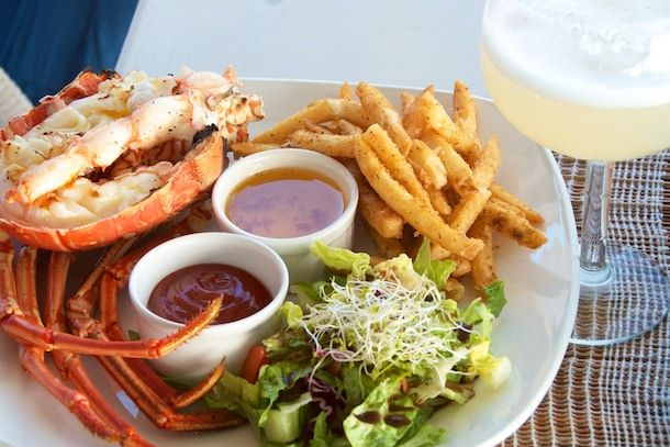 Lobster season ends May 1st. Time for a visit to Barbados' Best Spot for Lobster - http://bit.ly/GIYJFV