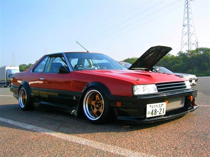 Nissan Skyline R30 Rs Turbo スカイライン Klassische Autos Autos