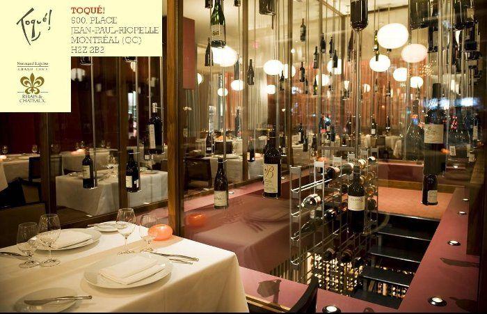 Toque Toque Montreal Fine Dining