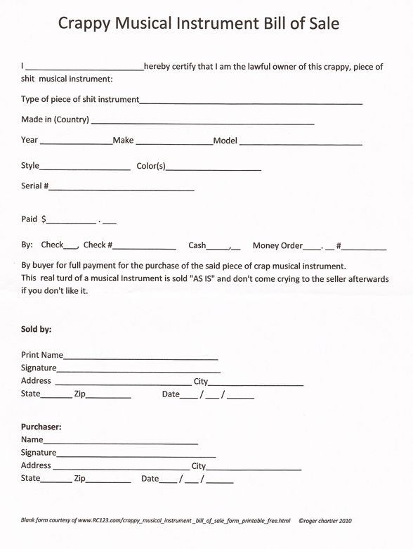 Printable Sample Bill Of Sale Pdf Form Real Estate Forms Word - sample promissory note