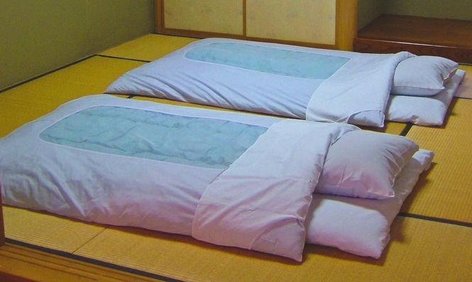 Authentic Japanese Futons Beds Like The Tatami Mats Underneath And Crisp Feel Of Bedding