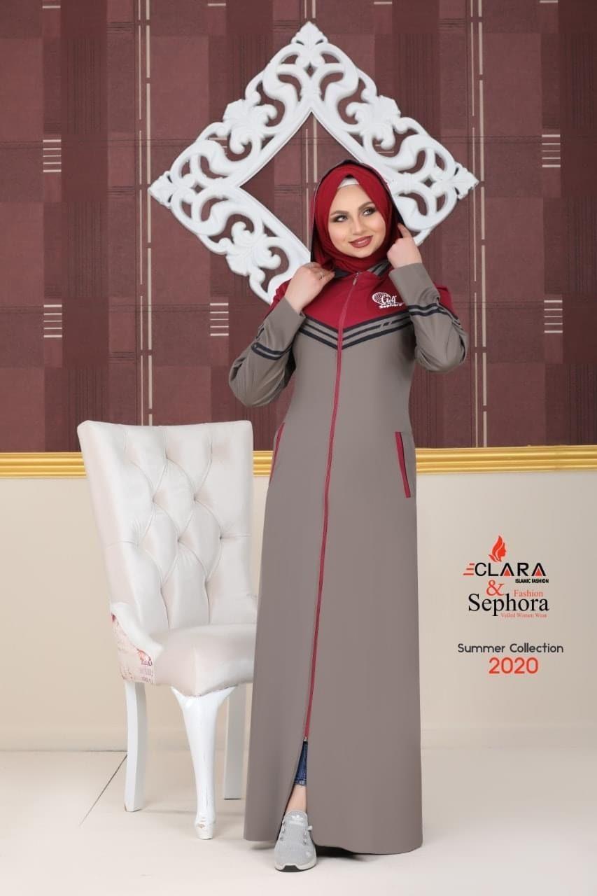 عباية رياضية Dresses Hijab Fashion Style
