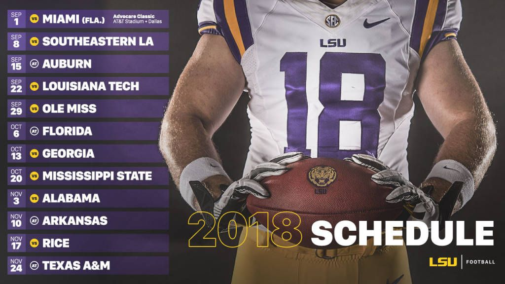 Image result for college football spring poster lsu lsu