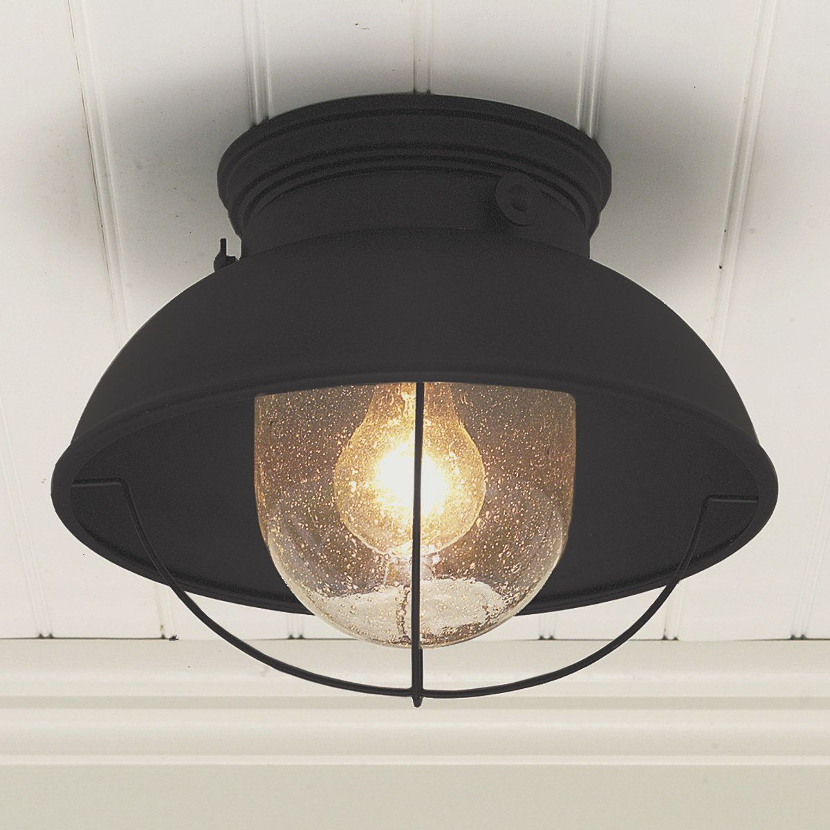 Nantucket Ceiling Light With Images Porch Light Fixtures