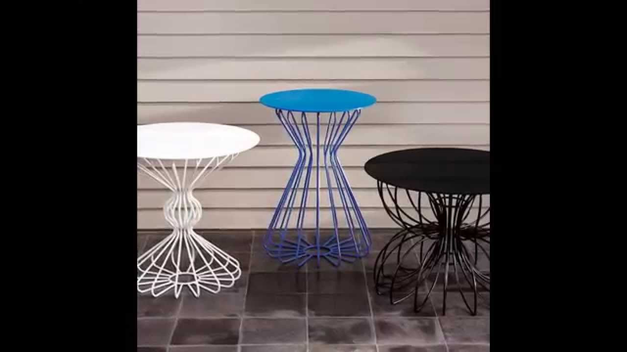 Tall accent table by homedecorelitez.com