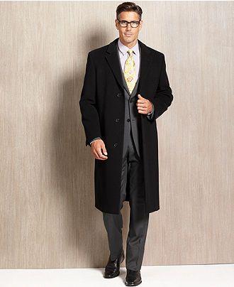Lauren by Ralph Lauren Coat, Columbia Cashmere Blend Overcoat ...