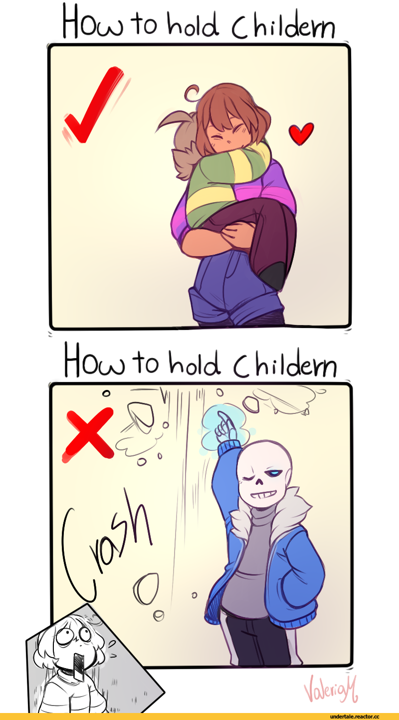 Don T Be A Sans And Give The Child A Chance Undertale Undertale Undertale Comic Funny Undertale Funny