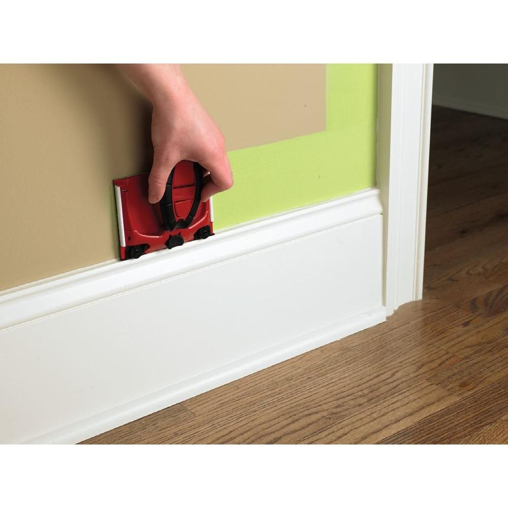 Shur Line 6 8 In X 3 In Pro Paint Edger 1000c The Home Depot Paint Edger Painting Trim Paint Edgers