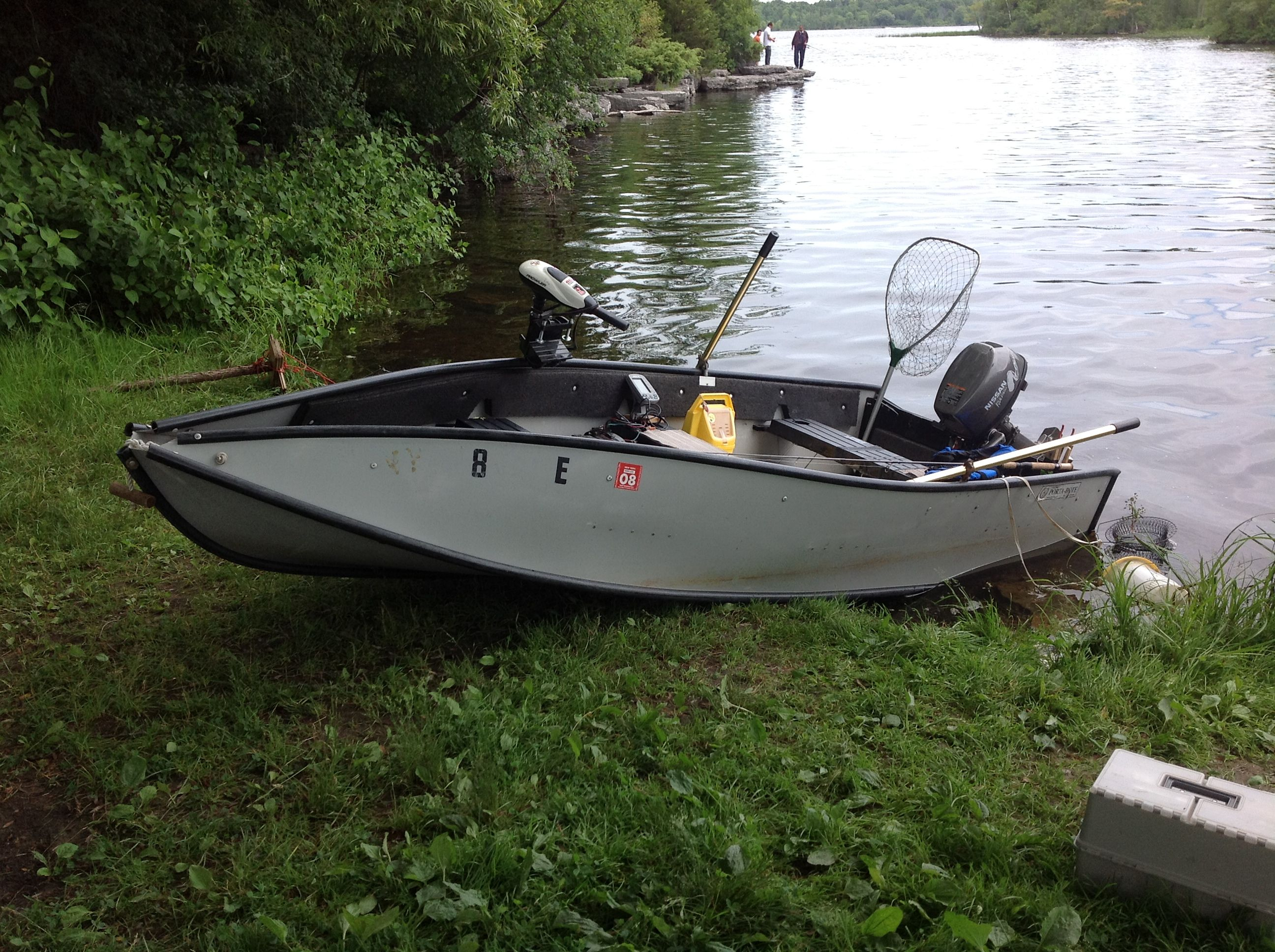 Porta bote fishing pinterest boating for Portable fishing boat