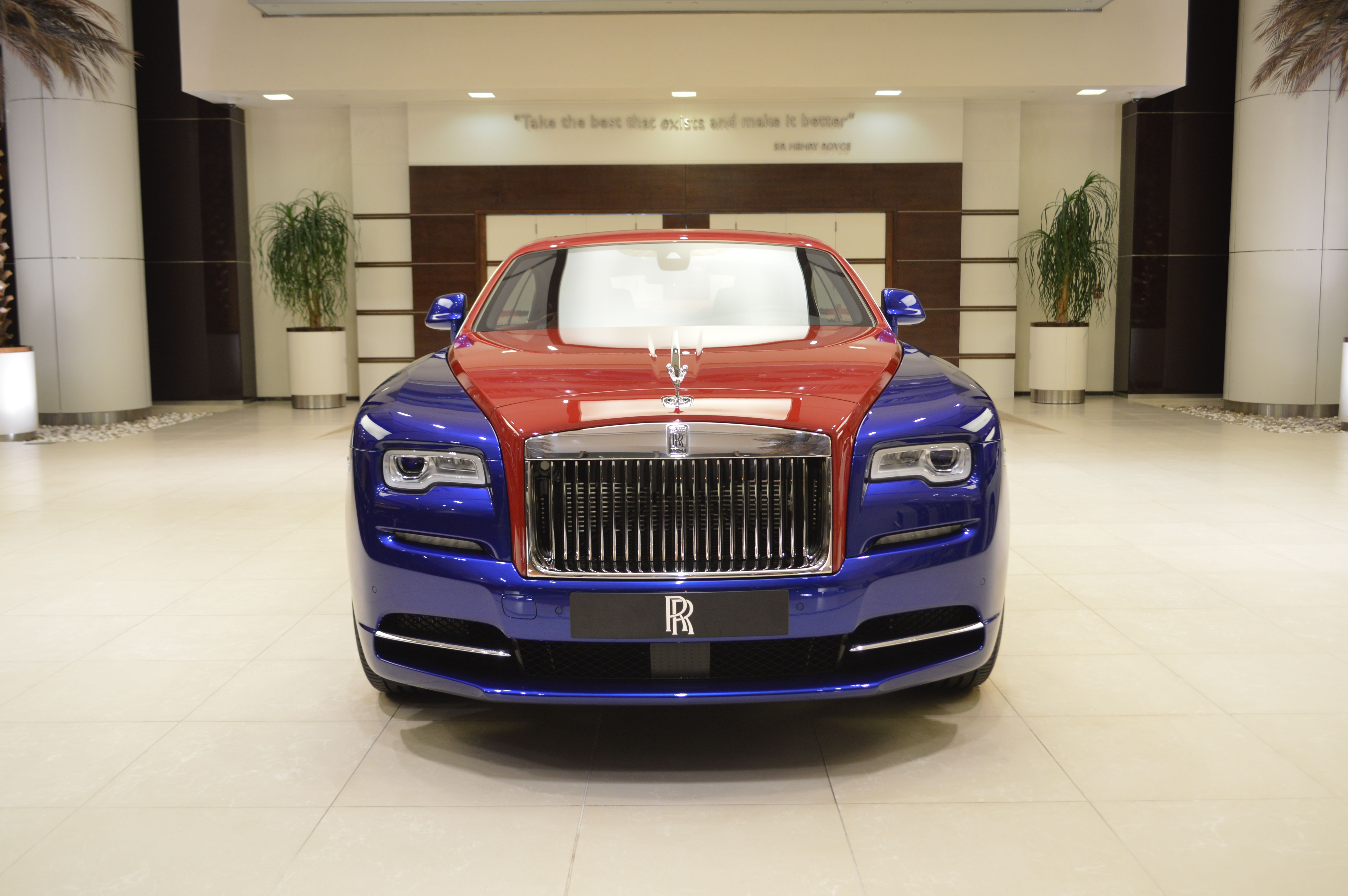 Rolls Royce Wraith In 2020 Rolls Royce Wraith Rolls Royce Paint Schemes