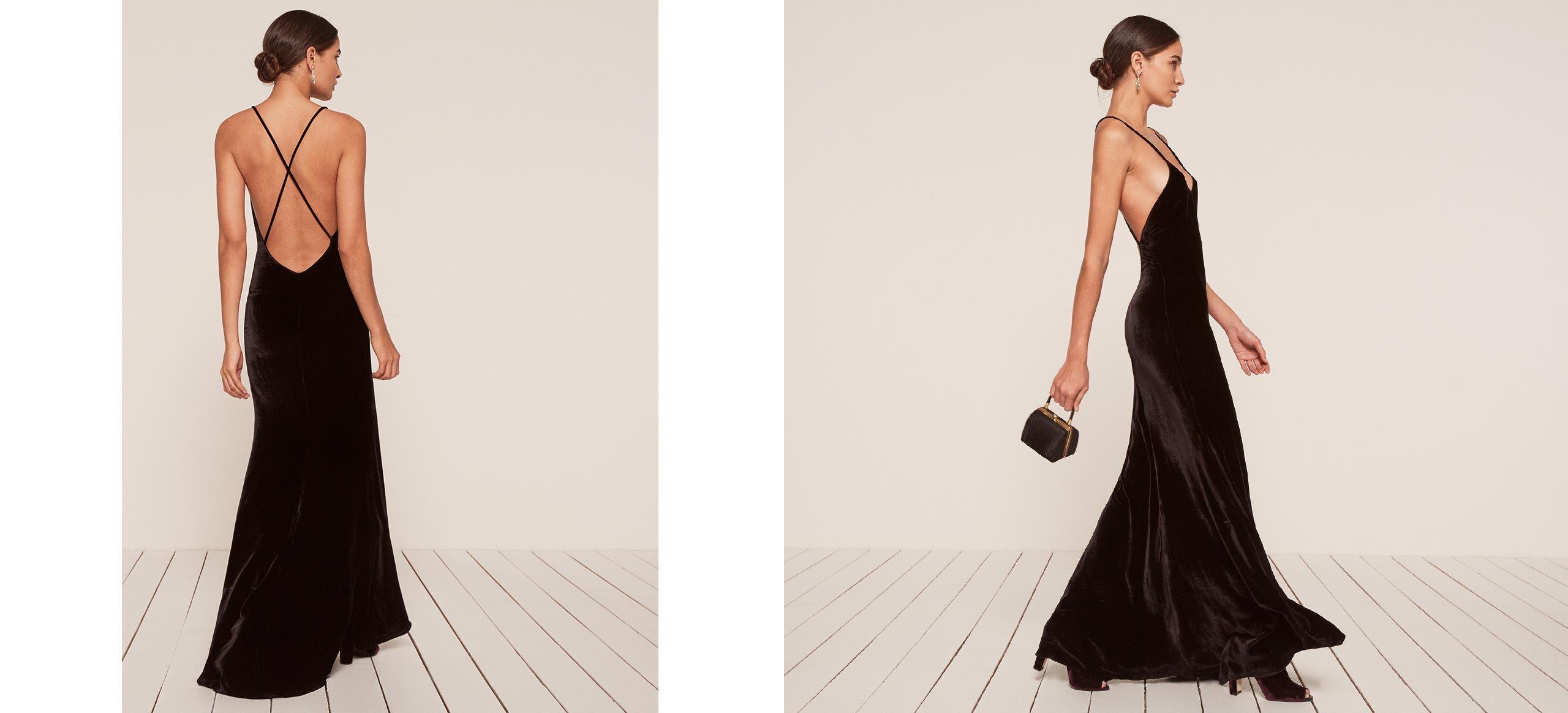 a6646506d7a8 Rimini Dress   mode2   Dresses, Velvet slip dress ve Formal dresses