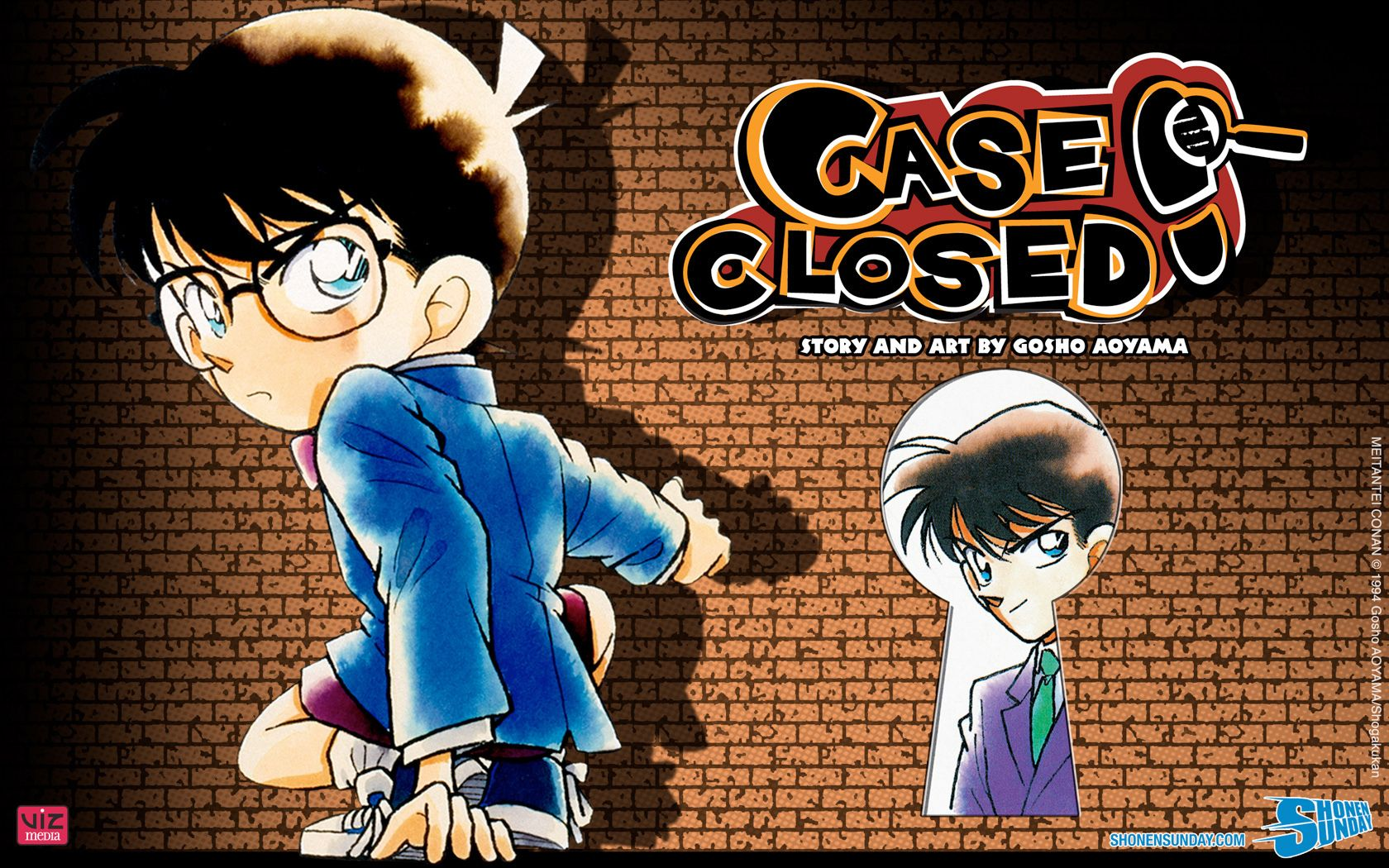 Case Closed Anime, Detective, Detective conan wallpapers