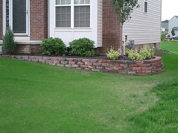 Brick Retaining Wall Pictures Specialized Concrete 400 x 300