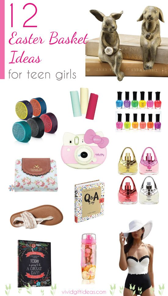 2016 easter gift ideas for teens basket ideas easter baskets and teen easter basket ideas easter gifts for teen girls negle Images