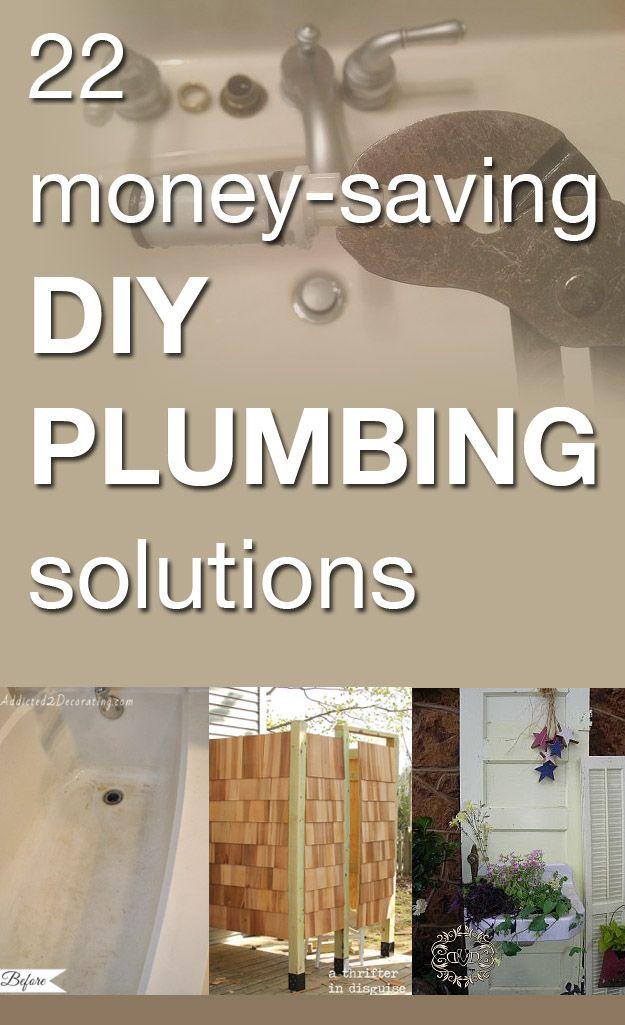 DIY Plumbing Tips on HomeTalk Idea Box by Building Moxie | Hometalk