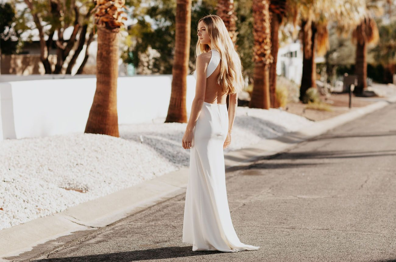 Sarah seven wedding dress  The SpringSummer  Collection from Sarah Seven  To Wear