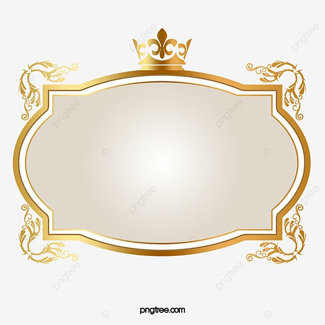 إطار بيضاوي ذهبي الإطار ذهبي الإطار Png وملف Psd للتحميل مجانا Frame Clipart Oval Frame Frame