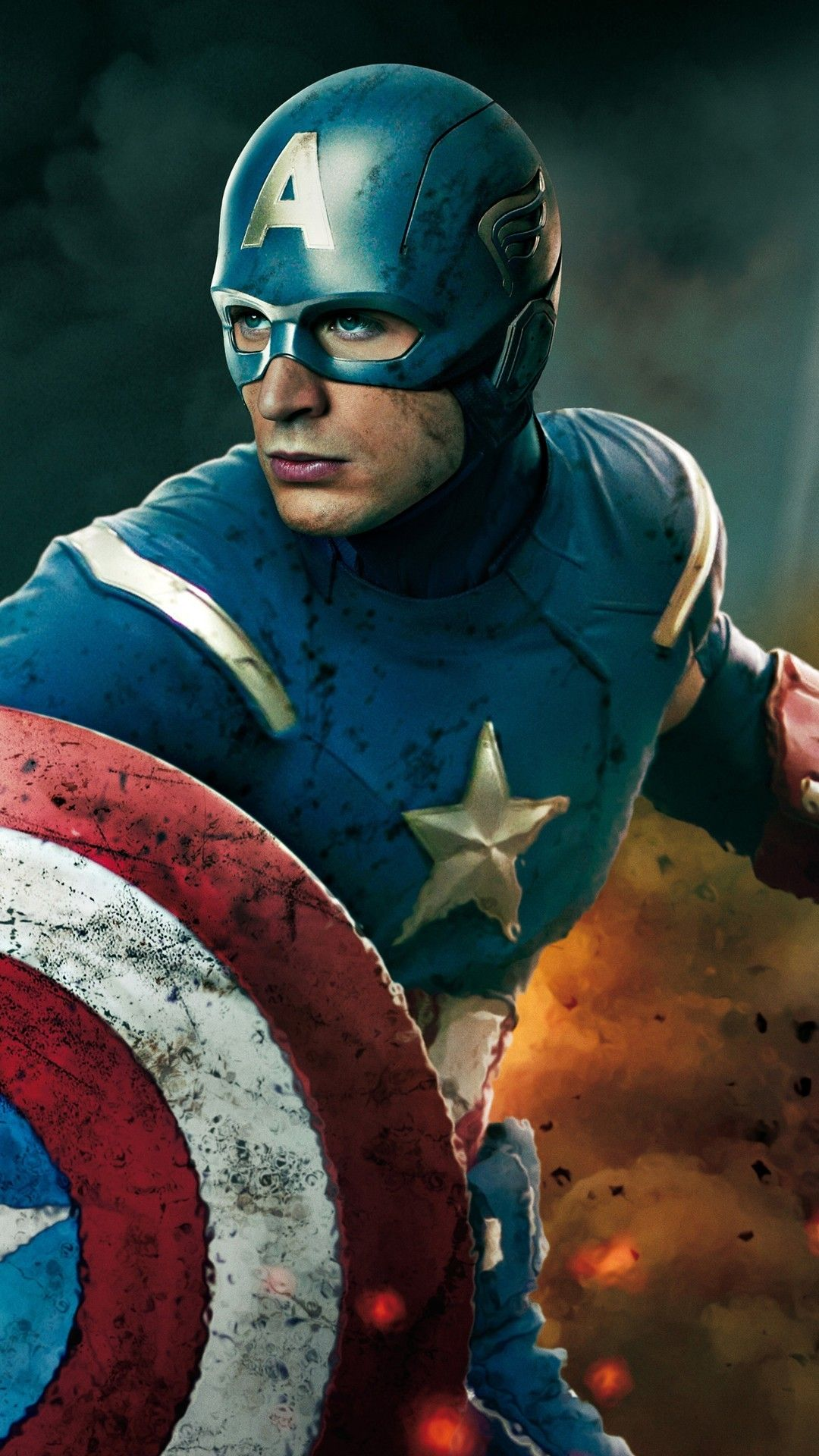Captain America Wallpapers Image Gallery HD P