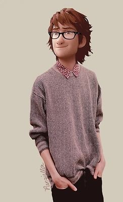 modern day Disney: Hiccup