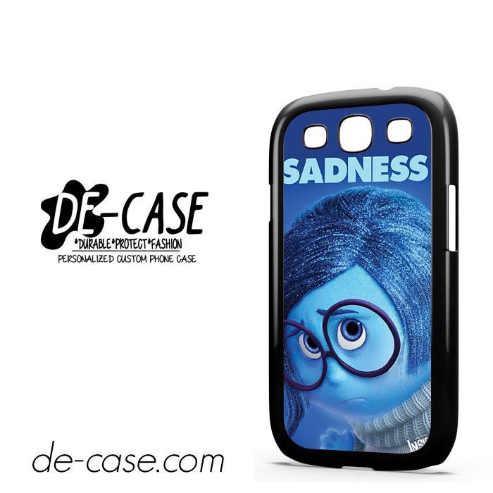 Inside Out Sadness DEAL-5629 Samsung Phonecase Cover For Samsung Galaxy S3 / S3 Mini