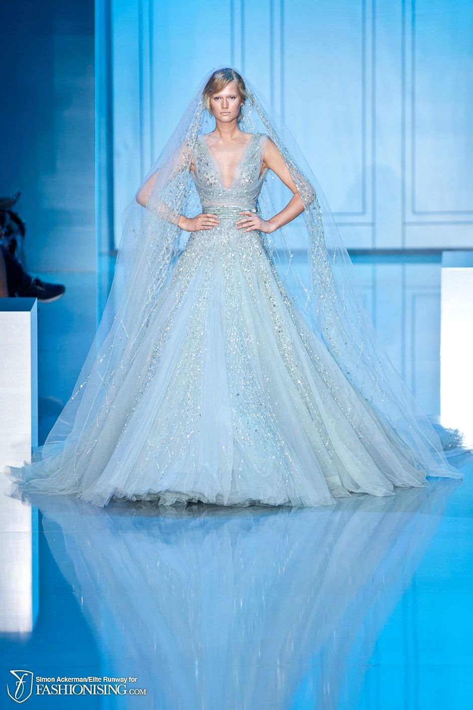 Icequeen couture at elie saab fashionising dress me up