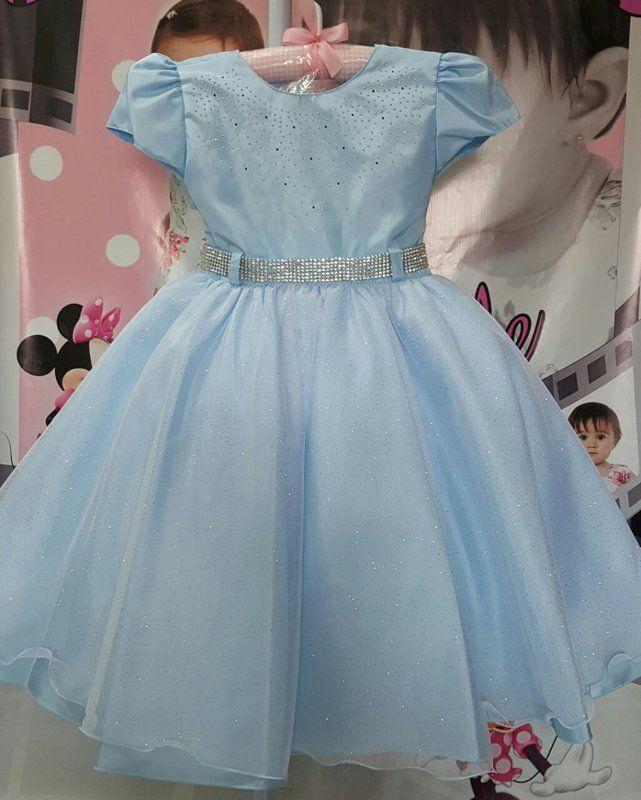 Vestido Infantil Cinderela Vestido Infantil Alice No Pais Das