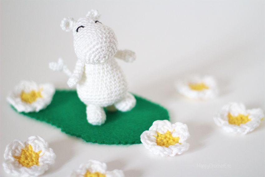 DIY Moomin crochet • Tutoriel crochet • Amigurumi / Crochet tutorial ...