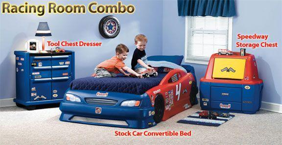 race car bedroom sets for a full | race car bedroom furniture set ...
