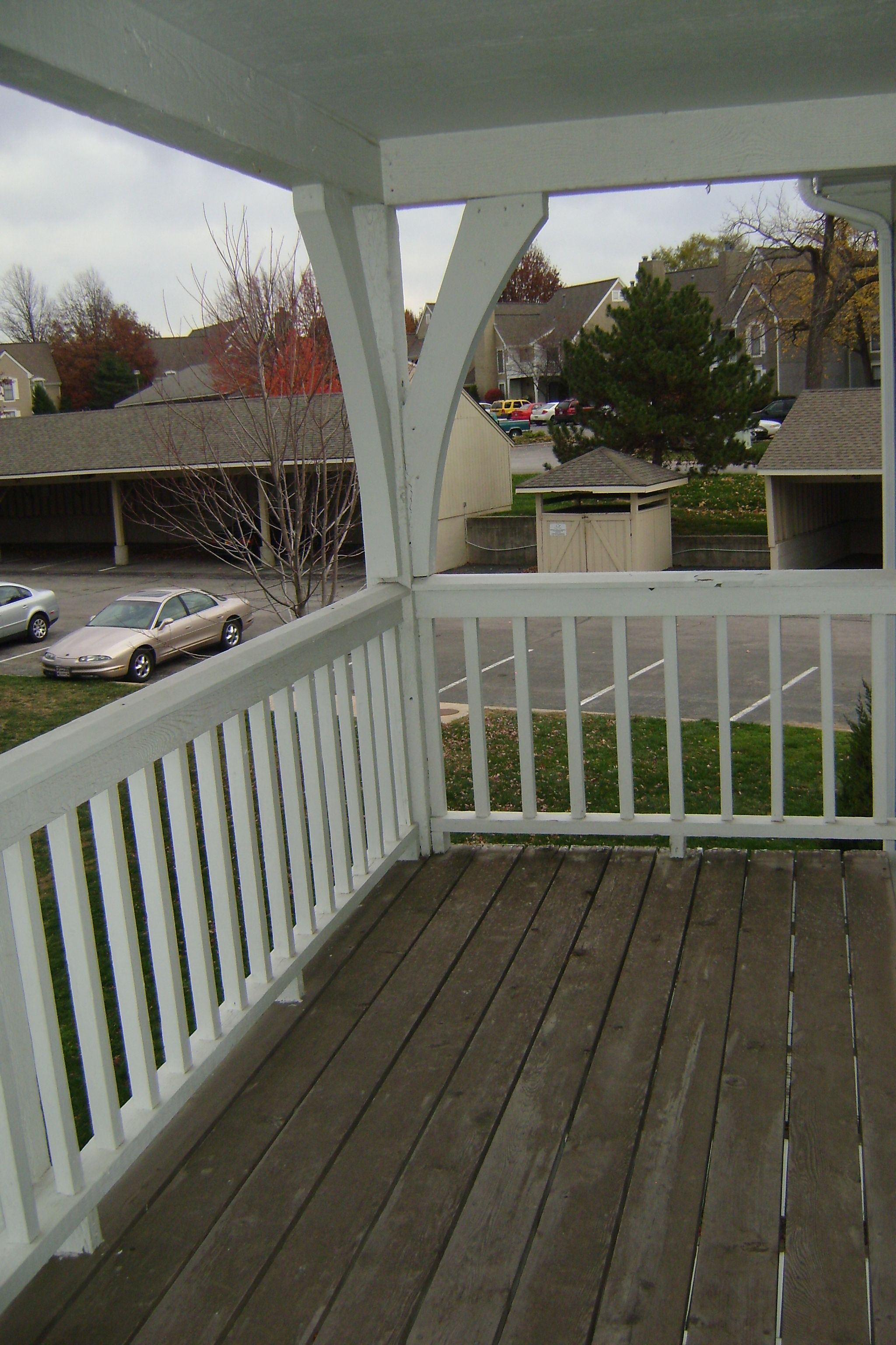 Balcony Built in microwave, One bedroom apartment, Have