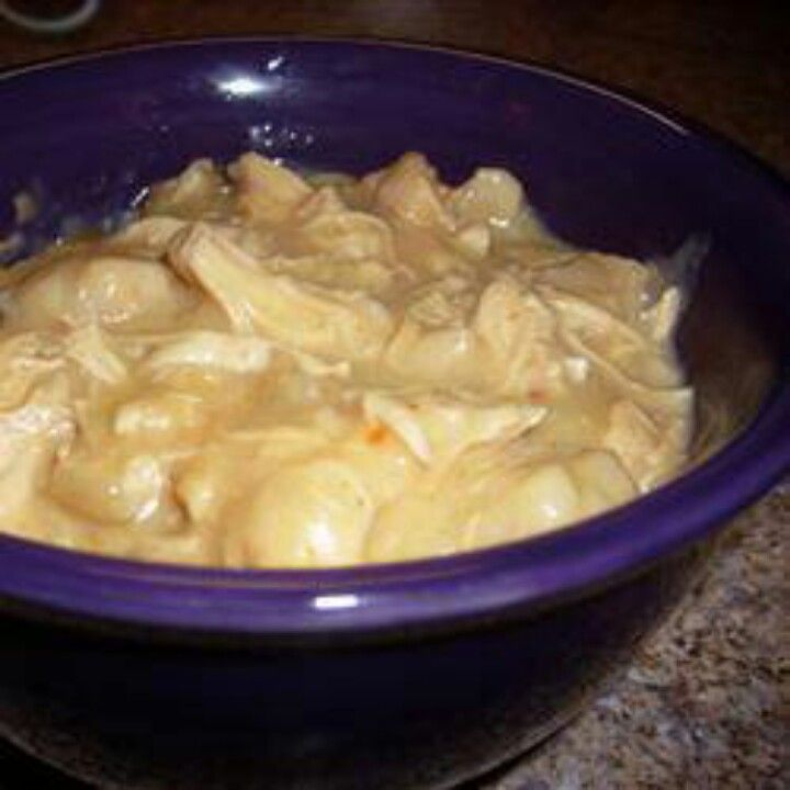 Chicken N Dumplings (With Images)