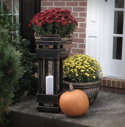 Diy Outdoor Porch Lanterns Porch Lanterns Outdoor Porch Front
