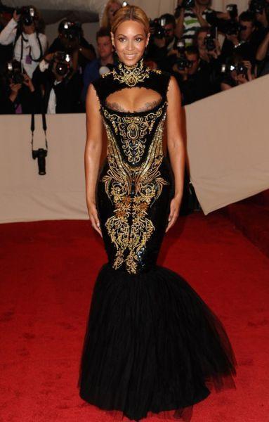 Beyonce Fishtail Dresses