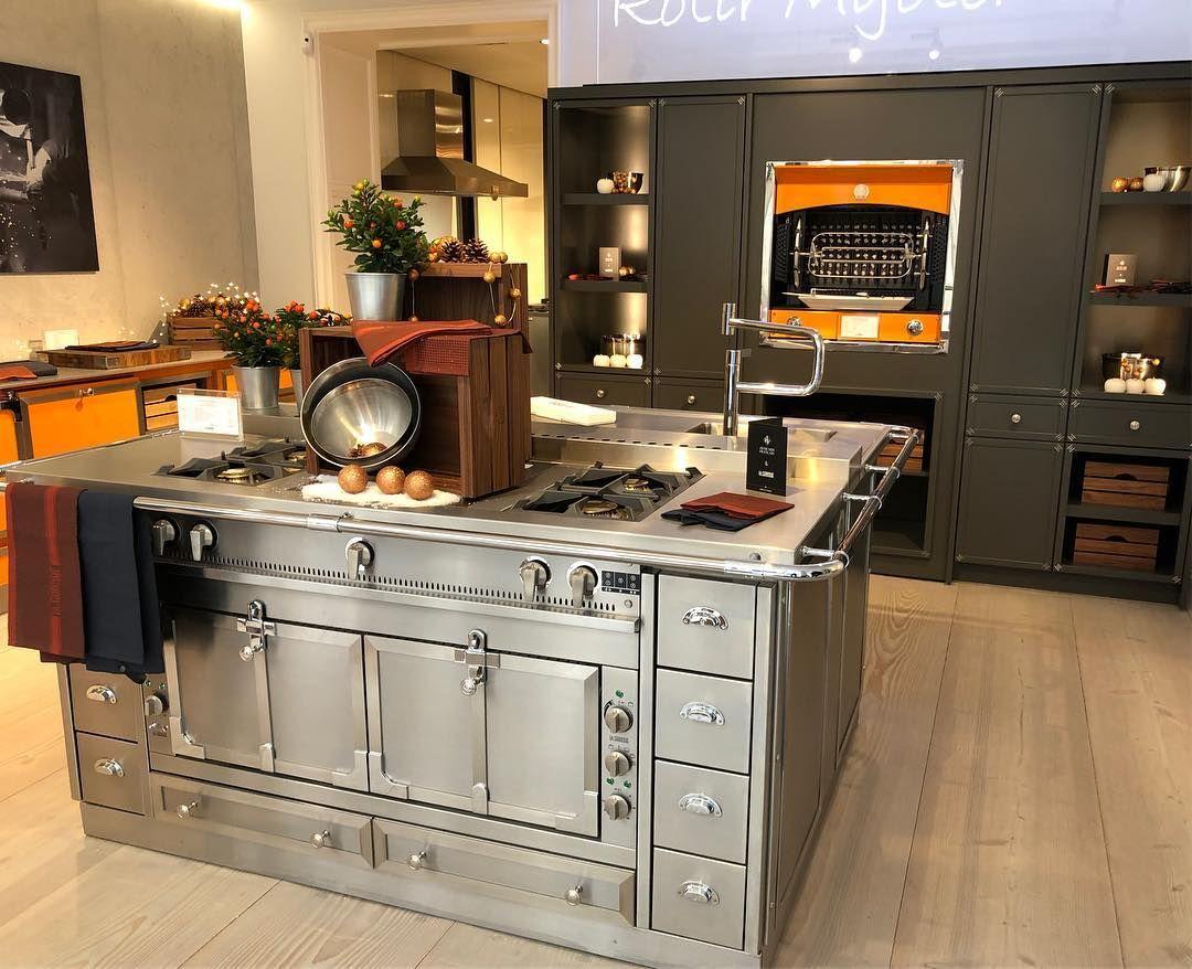 Cuisiniere A Bois La Cornue 128 mentions j'aime, 11 commentaires - dove design studio
