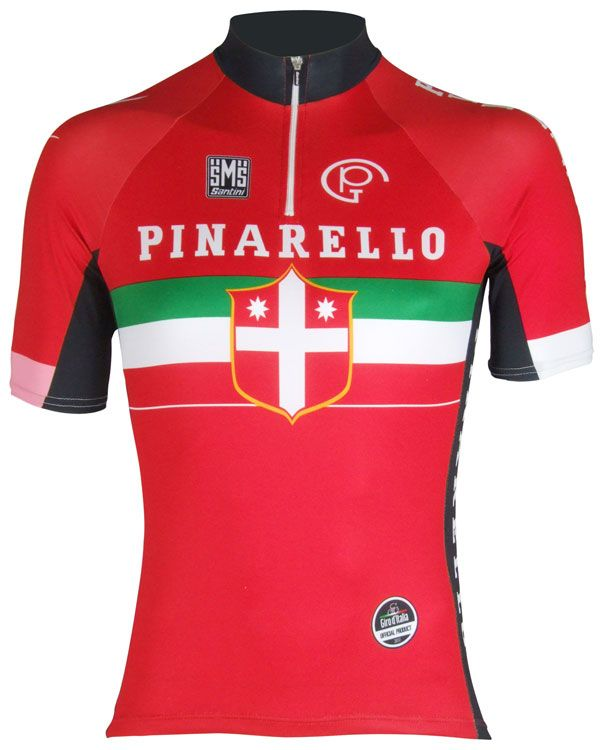 Giro D'Italia 2012 Treviso/Pinarello Jersey - Short Sleeve