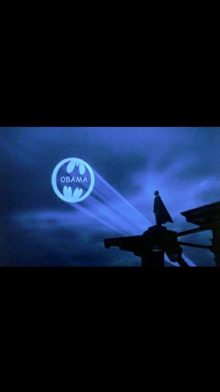 Charles E Stokes Charlesestokes Twitter Obama Batman Hero