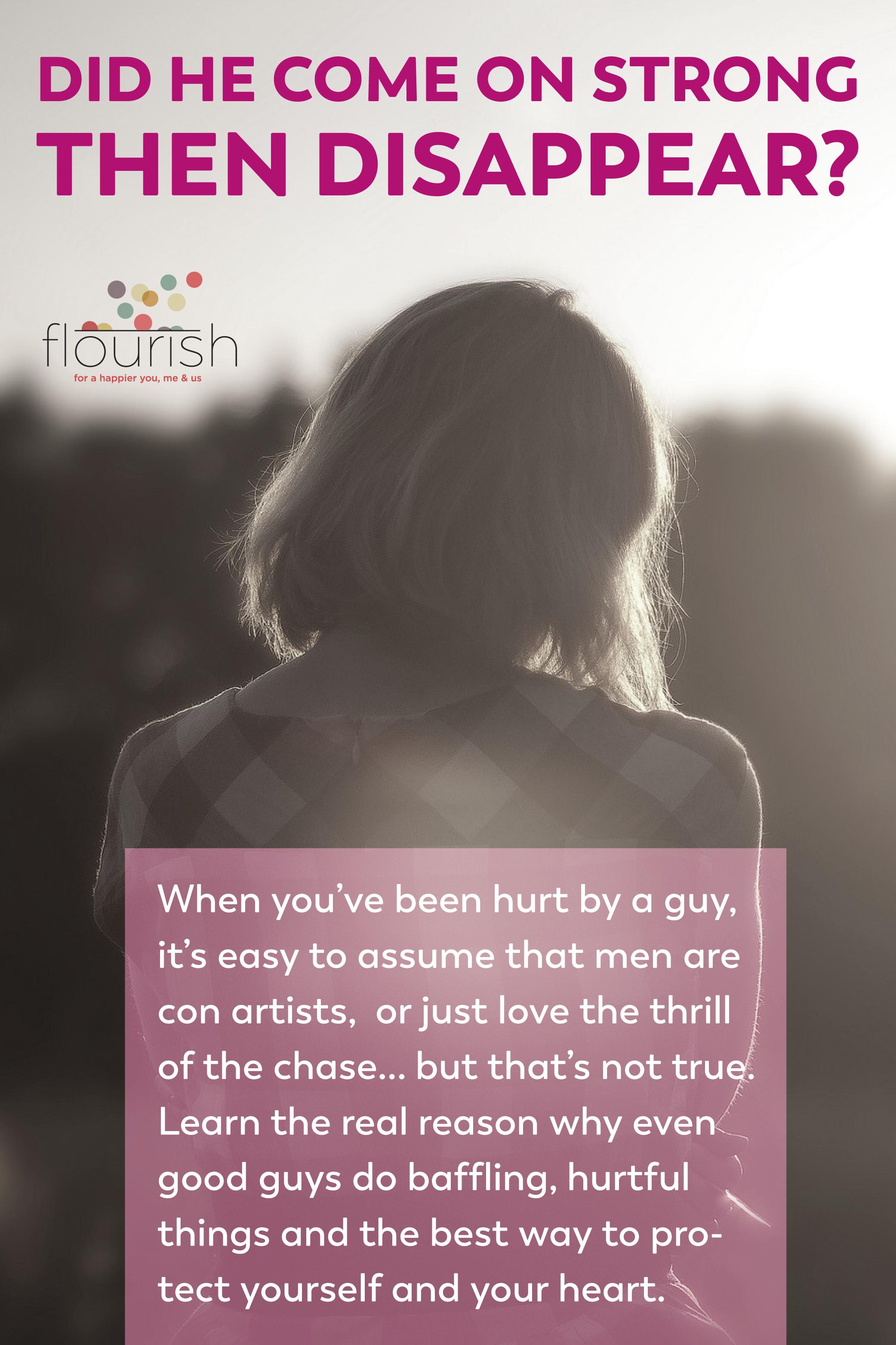 dating a man thats been hurt