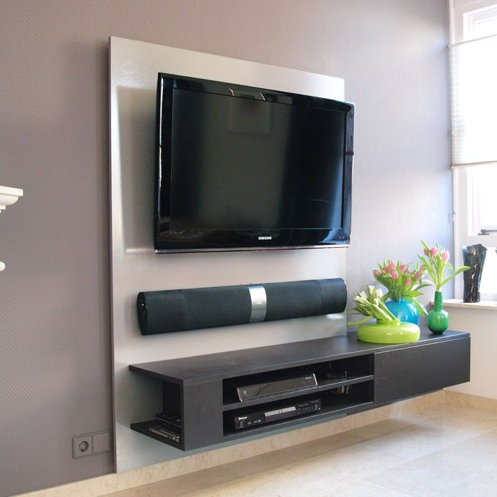 Hangende Tv Kast.Zelf Hangend Tv Meubel Maken Penelope Hanging Tv Tv Stand