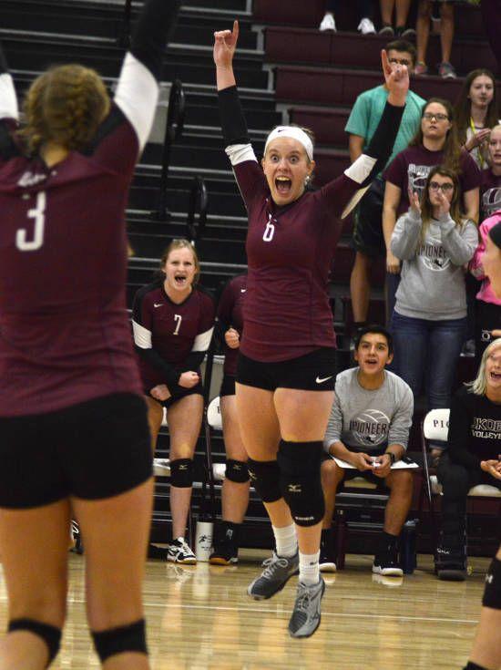 High School Sports Spirit Lake Volleyball Wins Okoboji Invite 8 29 18 Dickinson County News Volleyball