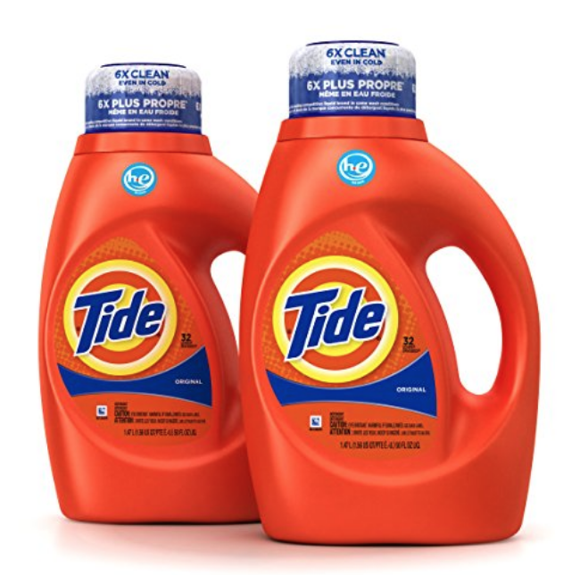 41 Best Dorm Gifts To Give College Students Laundry Detergent