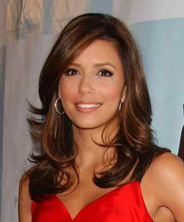 Long Layered Hairstyles For Thick Hair Italian Long Layered Hairstyles For Thick Hair Styles Free Dow Long Layered Hair Eva Longoria Hair Thick Hair Styles