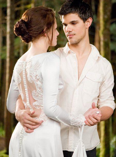 Bella Swan S Wedding Dress Back