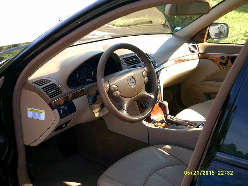 2009 Mercedes-Benz E-Class E 350 Sport 4MATIC430 4MATIC - $12,500 / 119K Miles / $1600 ABOVE Marke