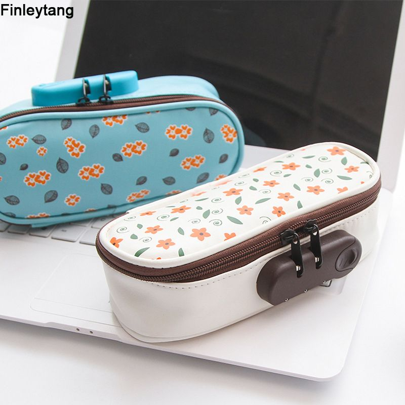 Funky Watermelon Fabric Handmade Pencil Case Make Up Bag Storage Pouch