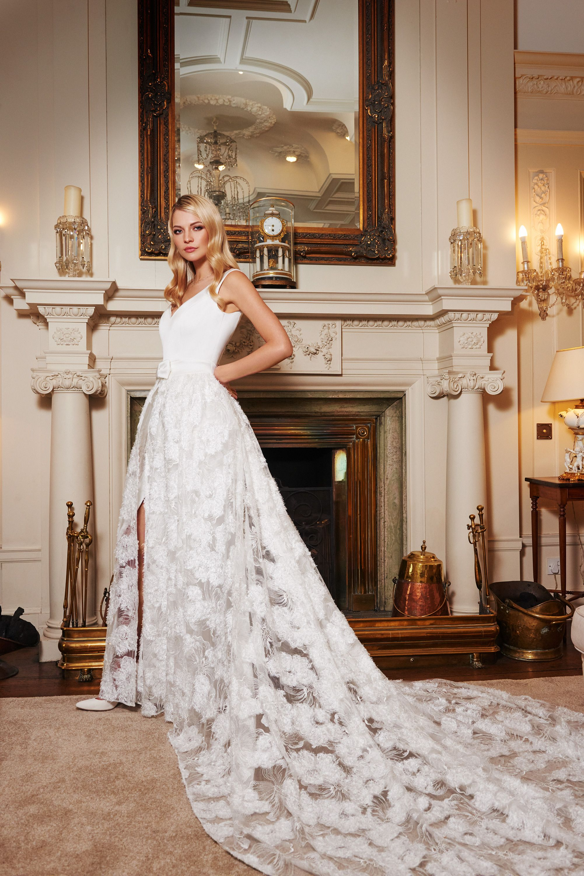 Arabella from our couture collection is a beautiful two