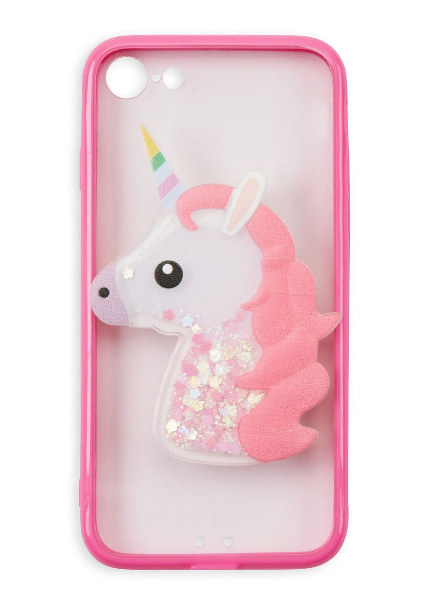 iphone 8 case pink unicorn